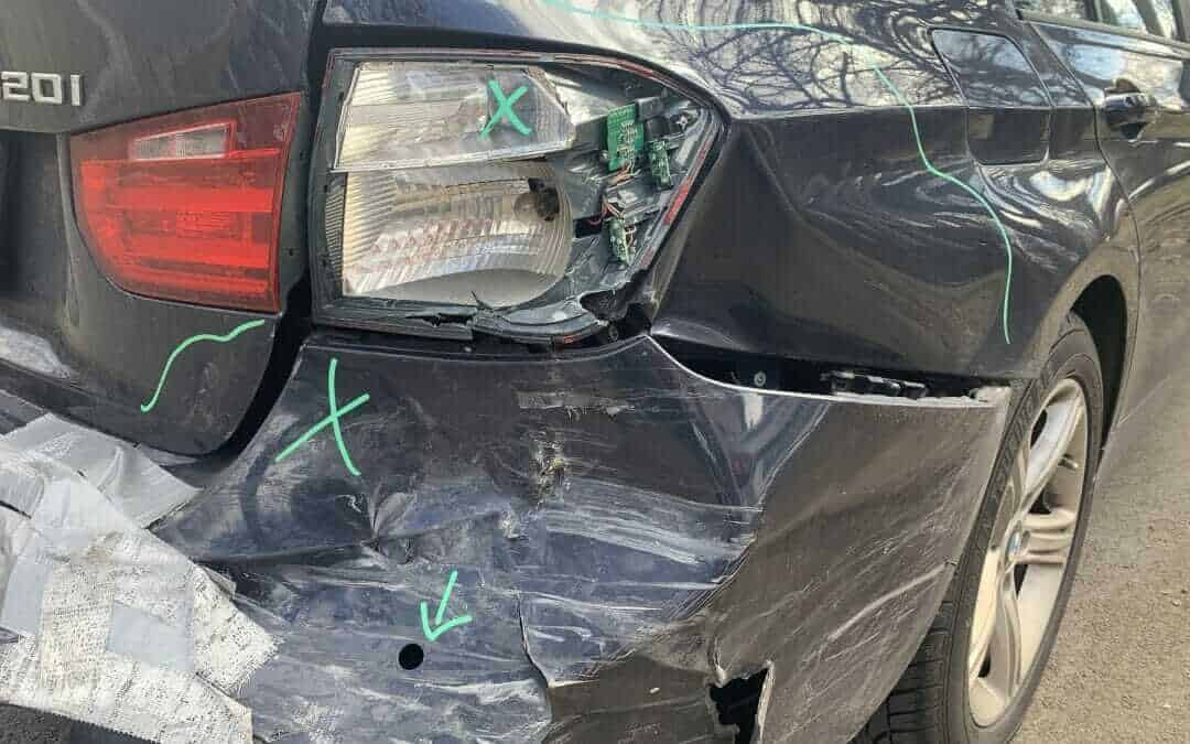 Florida Car Wreck. Now What?