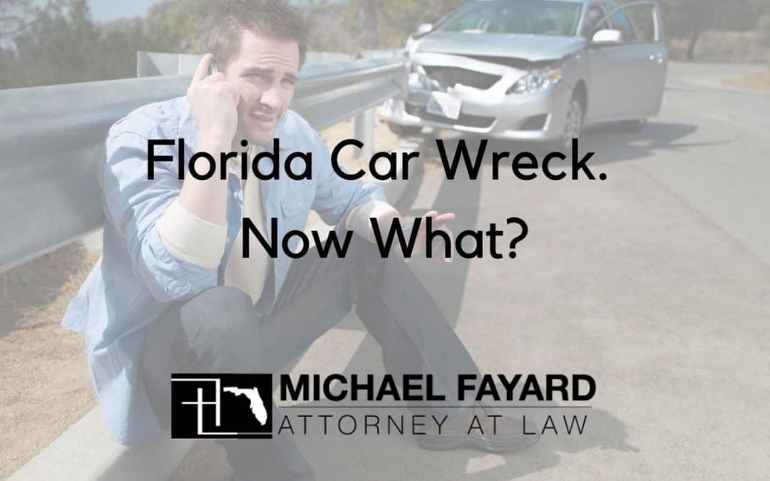 Florida car accident lawyer Michael Fayard, Attorney at Law